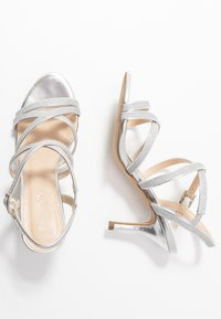 Paradox London Pink - HESPER - Sandals - silver - 3