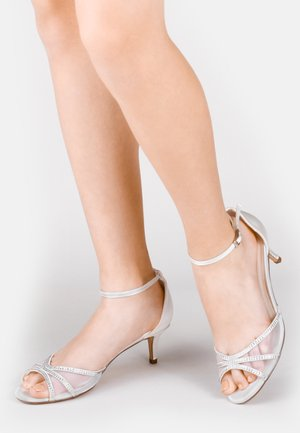 LOLA - Bridal shoes - silver