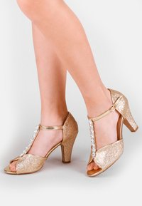 Paradox London Pink - ROSIE - High heeled sandals - off-white - 0