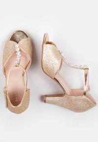 Paradox London Pink - ROSIE - High heeled sandals - off-white - 2