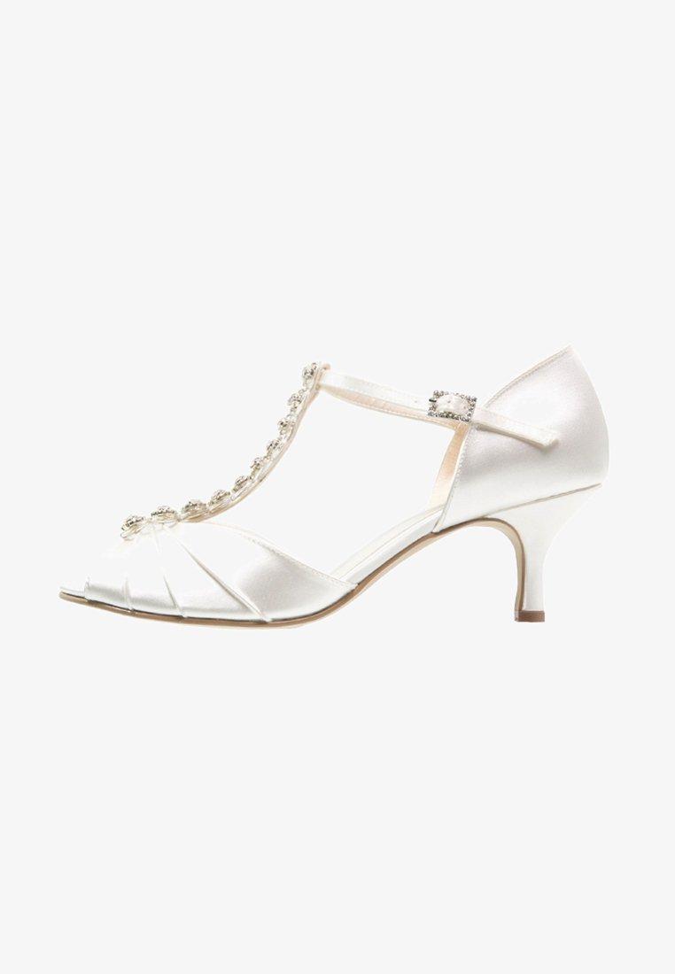 Paradox London Pink - FANTASY - Svatební boty - ivory