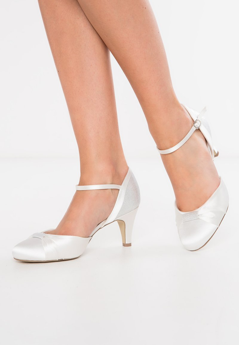 Paradox London Pink - ANNIE - Bridal shoes - ivory