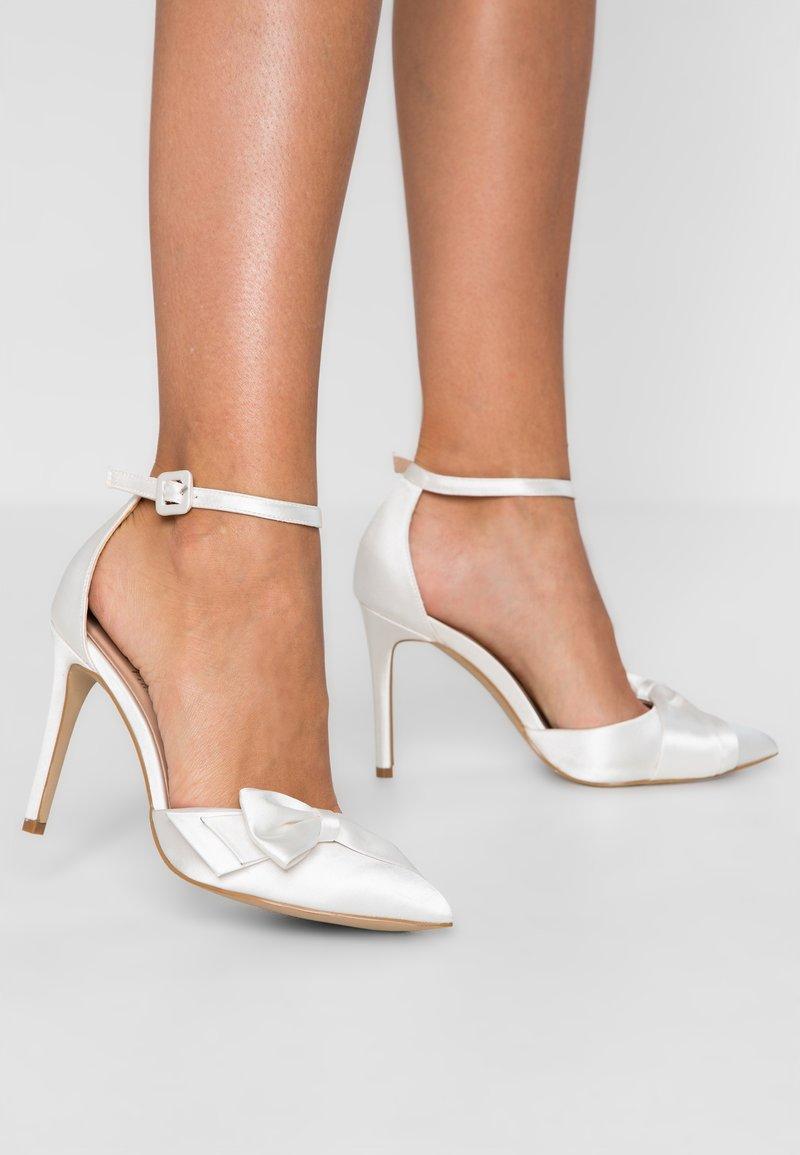 Paradox London Pink - CHANNAH - High Heel Pumps - ivory