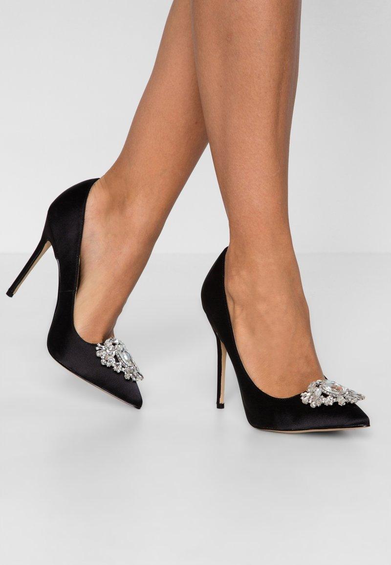 Paradox London Pink - CECILY - High heels - black