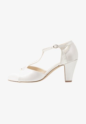 BELMONT - Svatební boty - ivory
