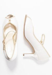Paradox London Pink - GRETA - Svatební boty - ivory - 3