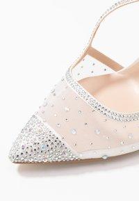 Paradox London Pink - LATISHA - Svatební boty - ivory - 2