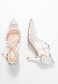 Paradox London Pink - LATISHA - Svatební boty - ivory - 3