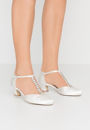 ALVA - Bridal shoes - ivory