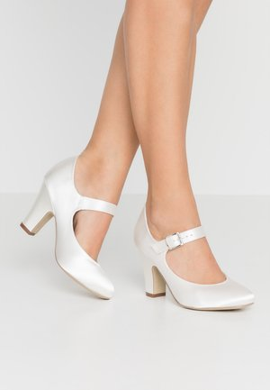 ANITA - Bridal shoes - ivory