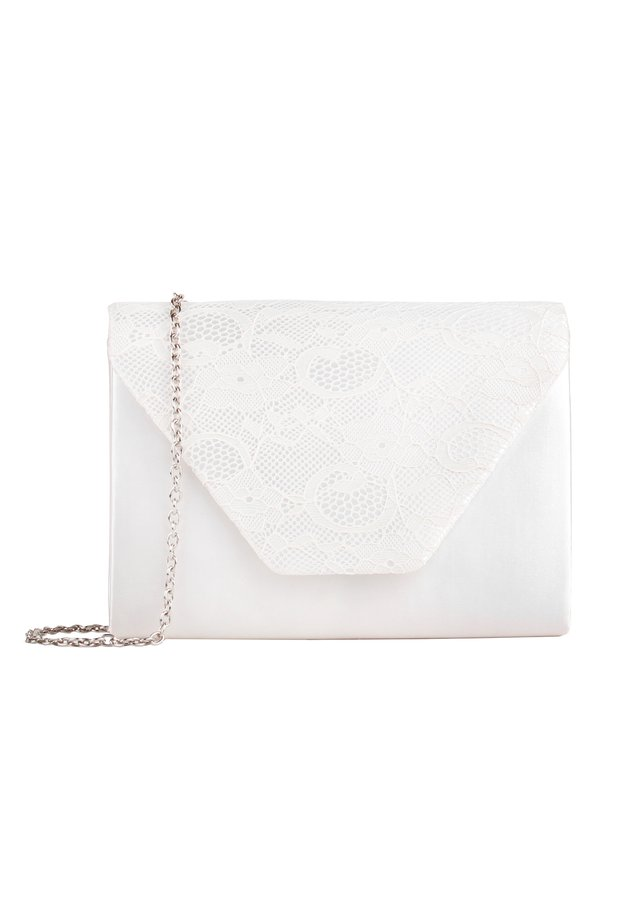 DAMEKA - Clutch - white