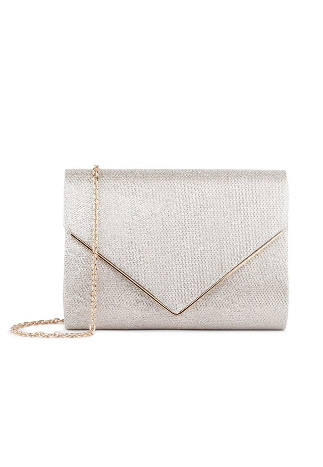 DARCY - Clutch - off-white