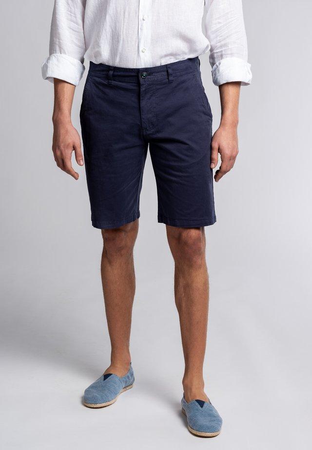 TURTLE  - Shorts - navy