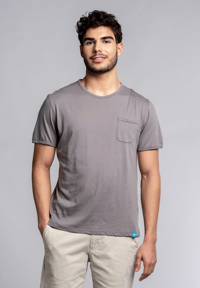 MARGARITA  - Print T-shirt - grey