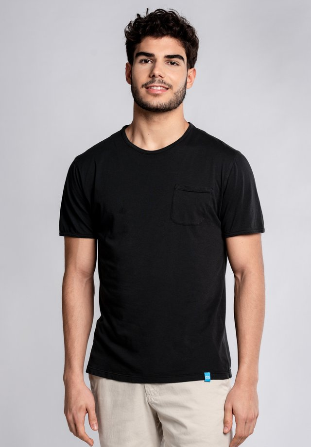 MARGARITA  - Basic T-shirt - black