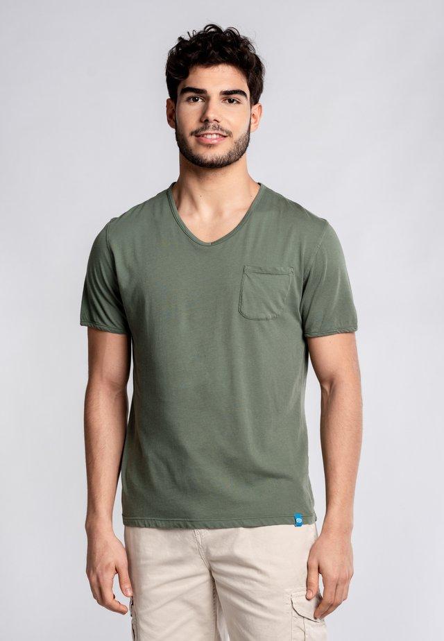 MOJITO  - Basic T-shirt - green