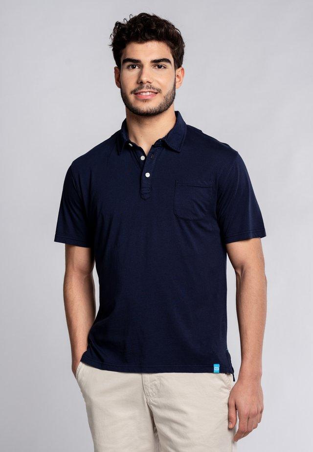 DAIQUIRI - Polo shirt - blue