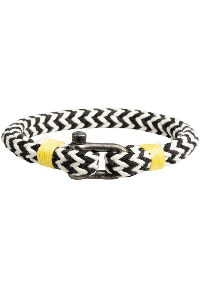 JAWS  - Bracelet - white/black
