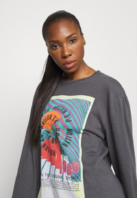 P.E Nation - OVERHEAD - Long sleeved top - dark grey - 3