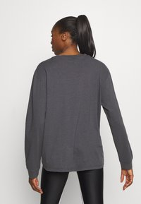 P.E Nation - OVERHEAD - Long sleeved top - dark grey - 2