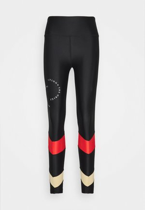 FIELD GOAL LEGGING - Leggings - black