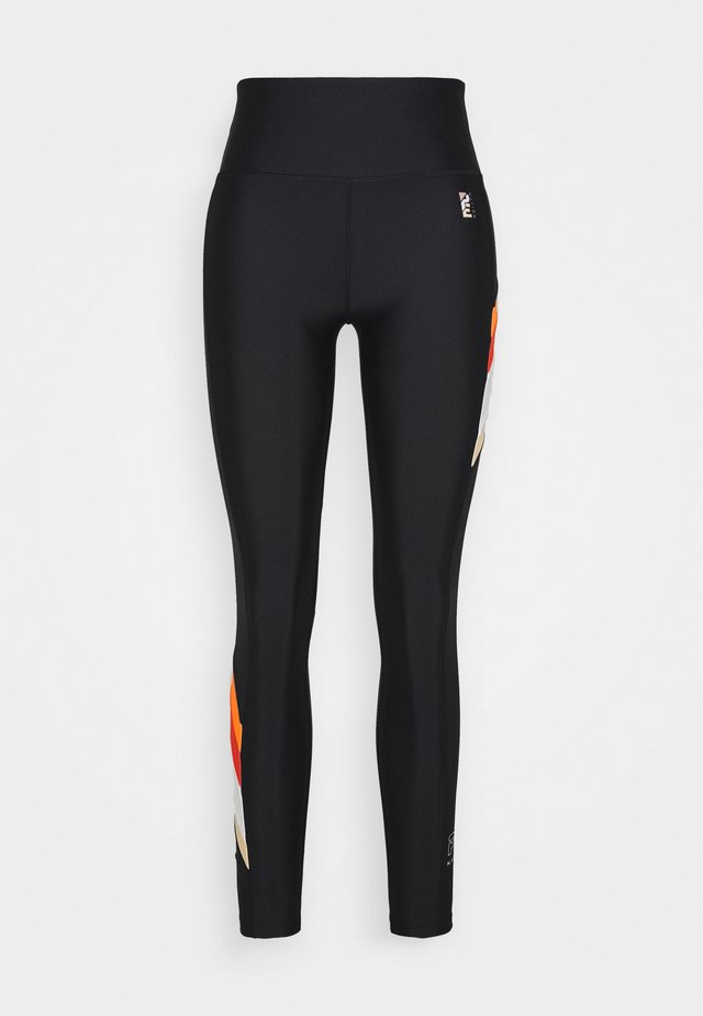 ZONE IN LEGGING - Leggings - black