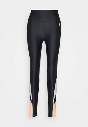 ALL SPORTS - Leggings - black