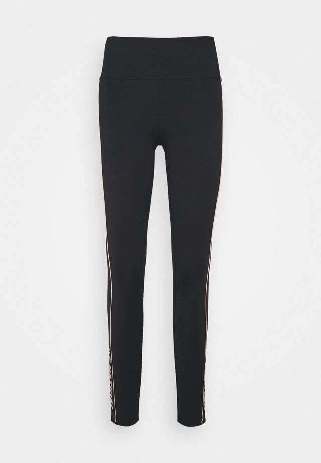 THREE POINTER LEGGING - Leggings - black