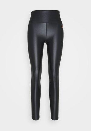 ROUND UP LEGGING - Legging - black