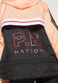 P.E Nation - MAN JACKET - Training jacket - orange pale - 4