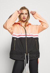 P.E Nation - MAN JACKET - Training jacket - orange pale - 0