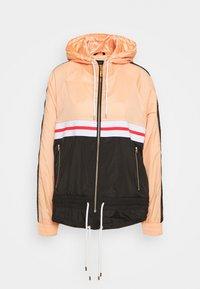 P.E Nation - MAN JACKET - Training jacket - orange pale - 5