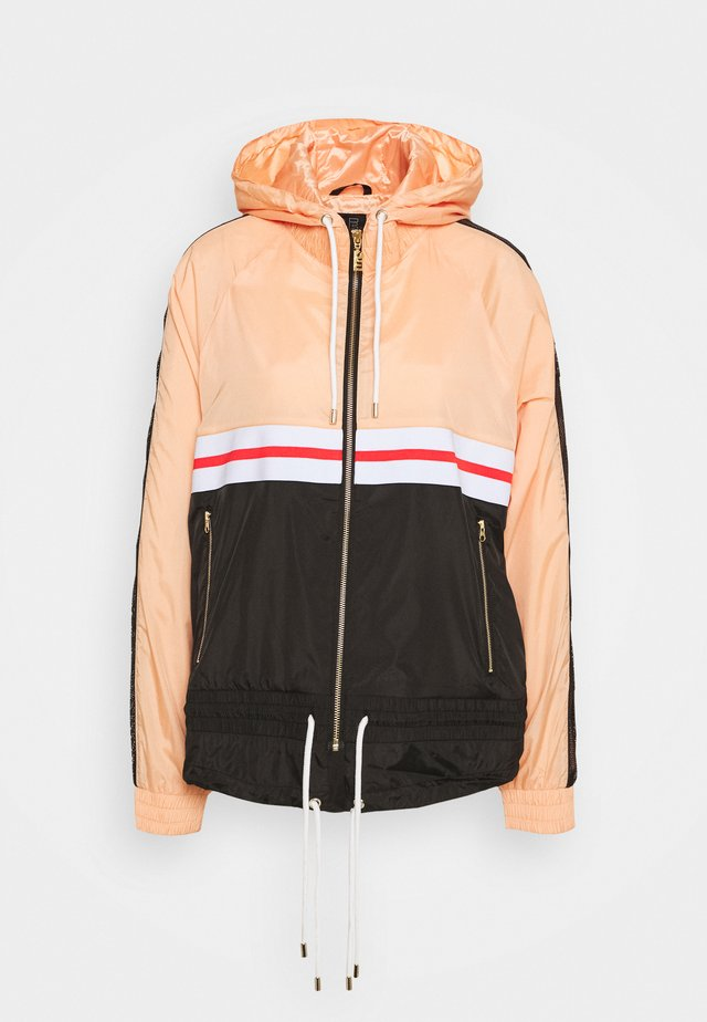 MAN JACKET - Training jacket - orange pale