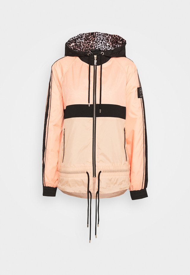 MAN DOWN JACKET - Trainingsvest - poppy peach