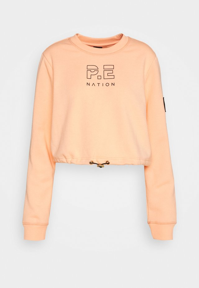 REPLAY  - Sweater - poppy peach