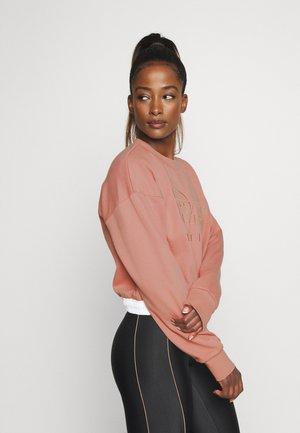 BLOCK PASS  - Sweatshirt - pink