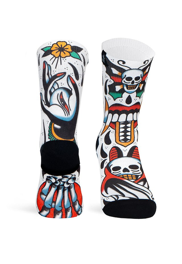 SKULL - Socks - multicolor
