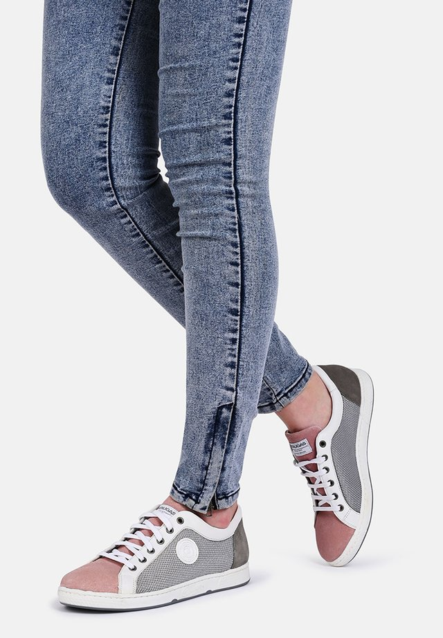 JOHANA JOHANA - Sneakers laag - grey