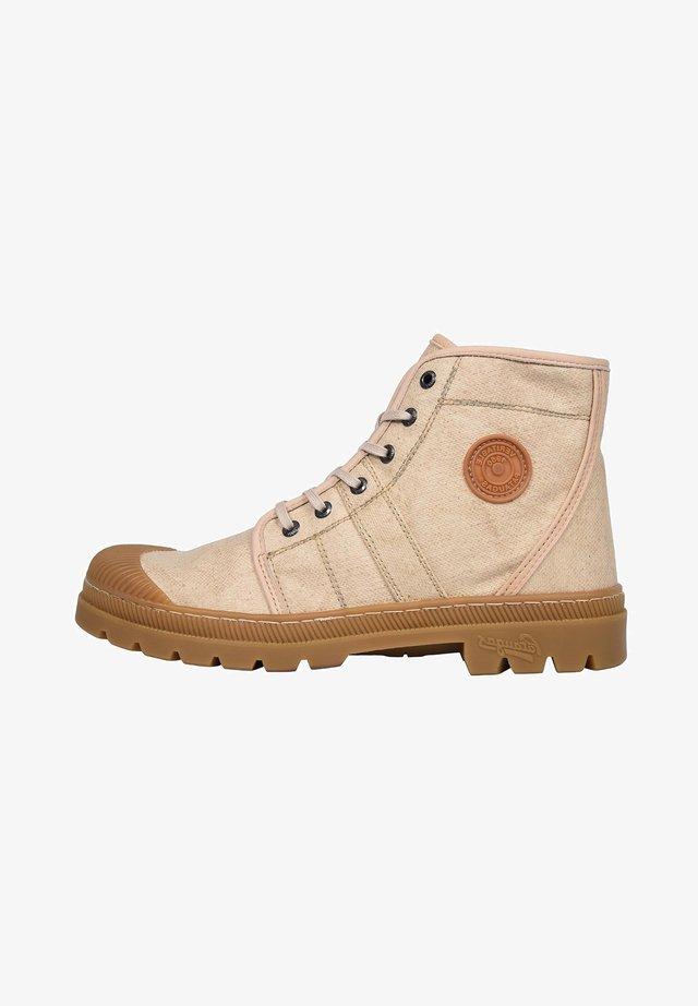 AUTHENTIQUE AUTHENTIQUE - Sneakers hoog - sand