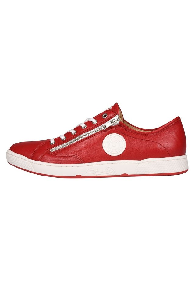 JAY - Baskets basses - red