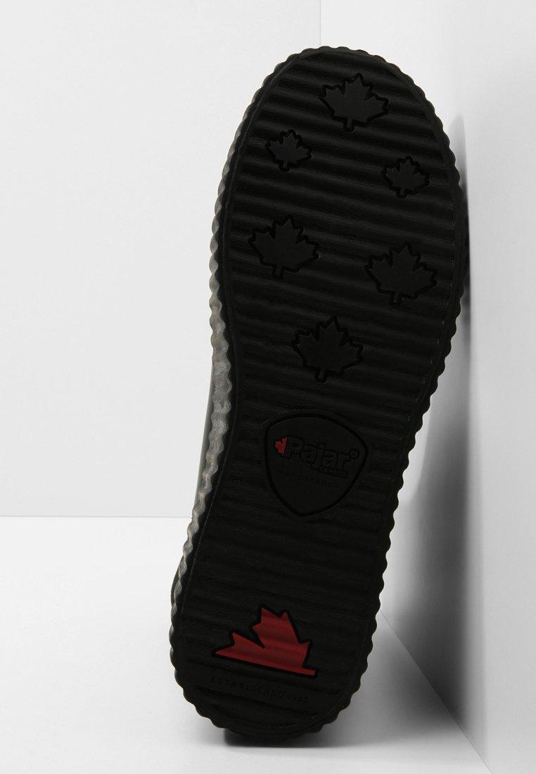 Pajar Caline - Platåstövletter Black