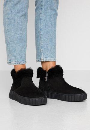 CLIA - Ankelboots - black
