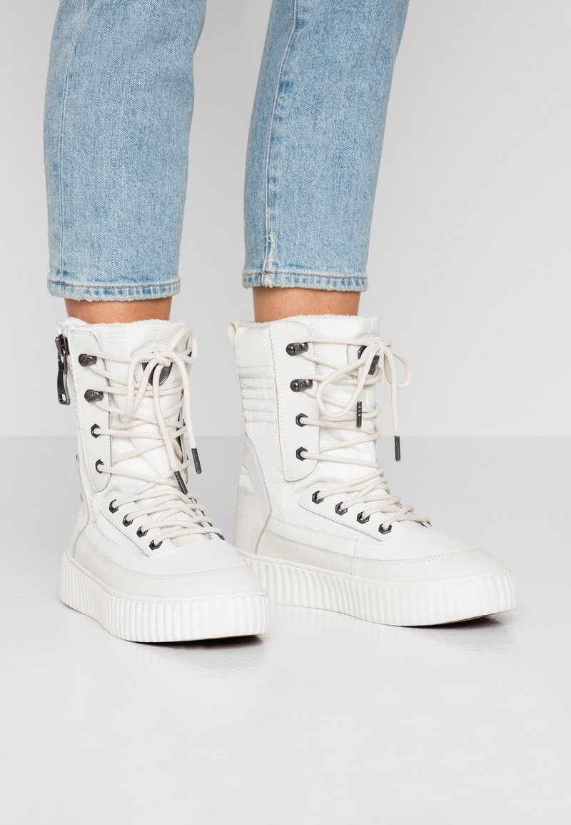 Pajar - CORVAL - Winter boots - ice/white