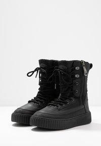 Pajar - CORVAL - Winter boots - black - 4