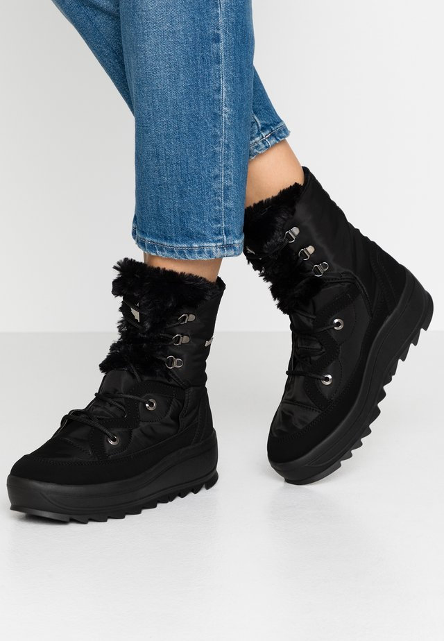 TACEY - Winter boots - nero