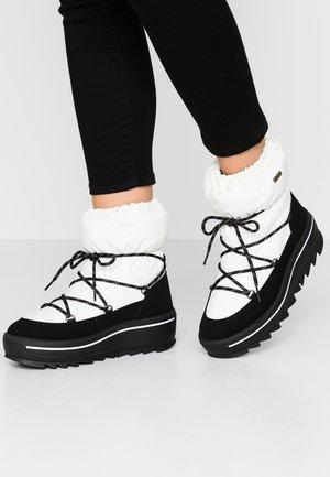 TAYA - Zimní obuv - white