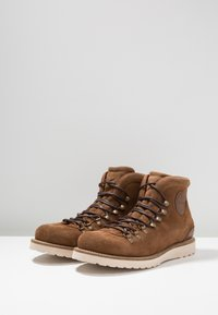Pajar - LOUIE - Lace-up ankle boots - dark tan - 2