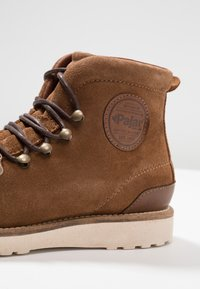 Pajar - LOUIE - Lace-up ankle boots - dark tan - 5