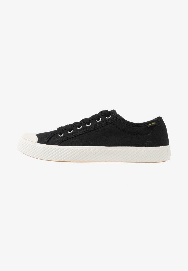 PALLAPHOENIX - Sneakersy niskie - black/ecru