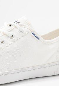 Palladium - EASY LACE - Baskets basses - star white - 2